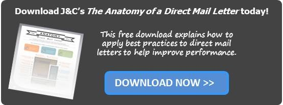 Anatomy of a Direct Mail Letter