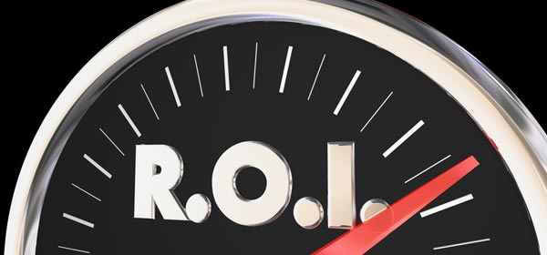 Data Driven Marketing ROI